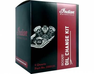 Indian - Scout Oil Change Kit