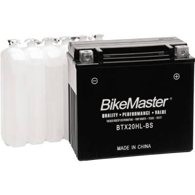 Bikemaster - BTX14AH-BS BIKEMSTR BATTERY