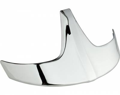 Indian - Pinnacle Fender Tip Accents - Chrome