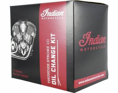 Indian - Thunder Stroke Oil Change Kit