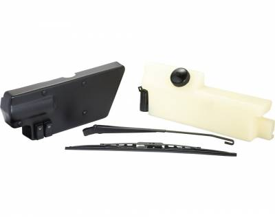 Polaris - Polaris Windshield Wiper and Washer Kit