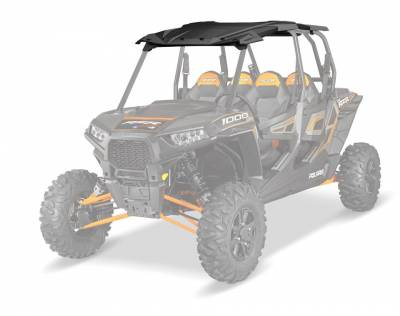 Polaris - Polaris Lock & Ride Pro Fit Poly Sport Roof - Black