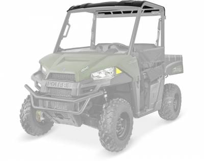Polaris - Polaris Lock & Ride Pro Fit Poly Sport Roof