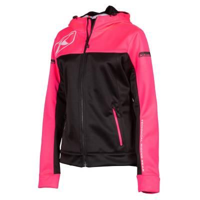 Knockout Pink - Black