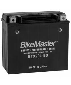 Electrical - Batteries/Miscellaneous - Bikemaster - BT12A-BS BIKEMASTER BATTERY