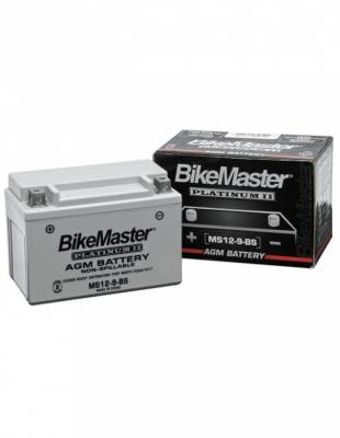 Electrical - Batteries/Miscellaneous - Bikemaster - BTZ7S BIKEMSTR BATTERY