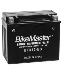 Electrical - Batteries/Miscellaneous - Bikemaster - BT14B-4 BIKEMSTR BATTERY