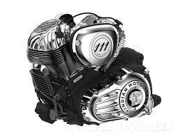 Motorcycle - Engine