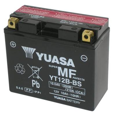 Motorcycle - Electrical - Batteries/Miscellaneous