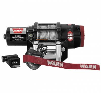 UTV - Plow/Winch - WARN - WARN 2500 PROVANTAGE