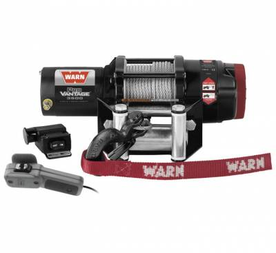 ATV - Plow/Winch - WARN - WARN 3500 PROVANTAGE