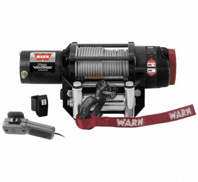 UTV - Plow/Winch - WARN - WARN 4500 PROVANTAGE