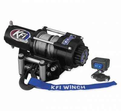 ATV - Plow/Winch - KFI - KFI 2500 ATV WINCH