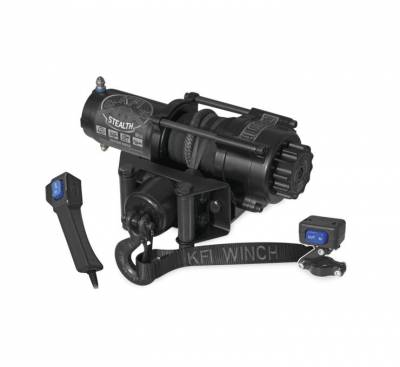 UTV - Plow/Winch - KFI - KFI 3500 STEALTH WINCH