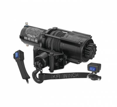 UTV - Plow/Winch - KFI - KFI 4500 STEALTH WINCH