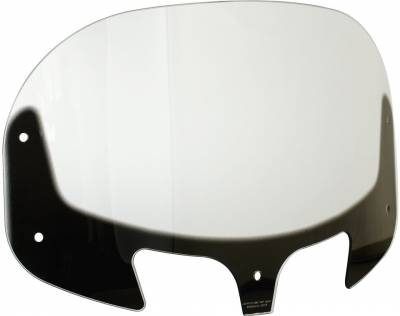 Body - Windshields - Indian - Indian Fairing Low Pro Windshield-Tinted