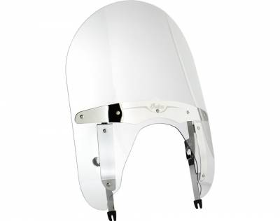 "Body - Windshields - Indian - Indian Chief Quick Release Windshield Tall (+3"")"