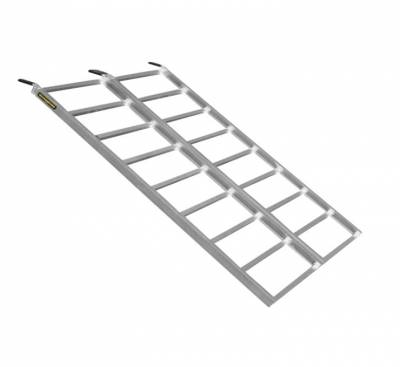 ATV - Accessories - TR - QuadBoss Quadlite Bi-fold Ramp