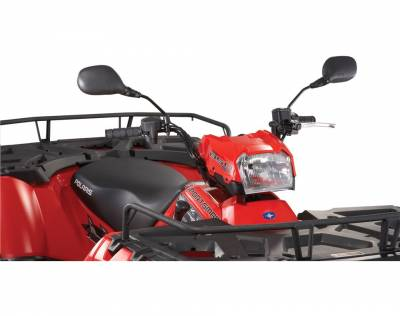 Polaris - Polaris Handlebar Mounted Mirror