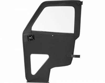 Polaris - Polaris Lock & Ride Pro Fit Canvas Doors With Poly Windows - Image 3