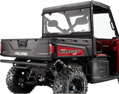 Cab Components - Rear Panels - Polaris - Polaris Lock & Ride Pro Fit Poly Rear Panel