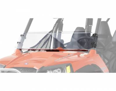 Cab Components - Windshields - Polaris - Polaris Half Windshield