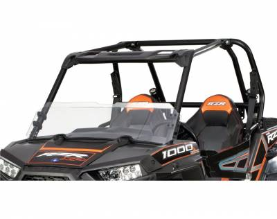Polaris - Polaris Lock & Ride Half Windshield - Image 3
