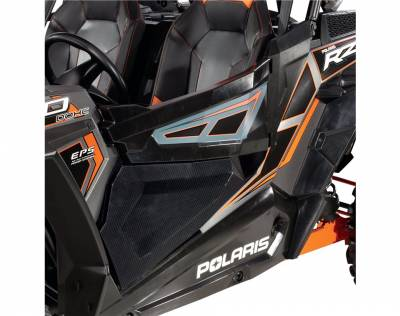 Polaris - Polaris Lower Door Inserts - Black - Image 3