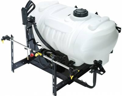 Polaris - Polaris 60 Gallon Boomless Utility Sprayer