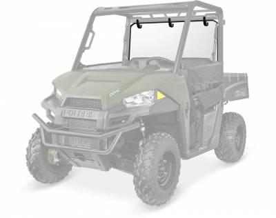 Cab Components - Rear Panels - Polaris - Polaris Poly Rear panel