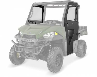 Cab Components - Doors - Polaris - Polaris Canvas Door Set