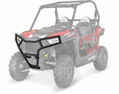 Polaris - Polaris Front Deluxe Bumper-Black