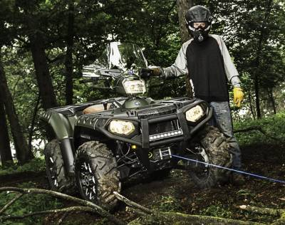 Polaris - Polaris HD 3,500 lb. Winch - Image 2