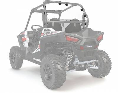 Polaris - Polaris Lock & Ride Poly Rear Panel