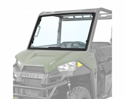 Cab Components - Windshields - Polaris - Polaris Fixed Glass Windshield