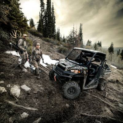 Polaris - Polaris Lock & Ride Pro Fit Poly Sport Roof - Image 5