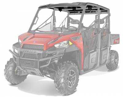 Polaris - Polaris Crew Lock & Ride Pro Fit Poly Sport Roof