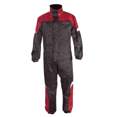 Indian - Unisex Color Block Rainsuit - Image 1