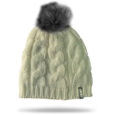 Snow - Casual - 509 - Fur Pom Beanie