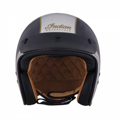 Indian - Two Tone Open Face Helmet - Image 8