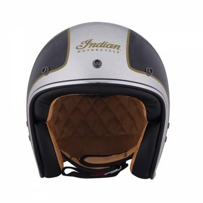Indian - Two Tone Open Face Helmet - Image 11