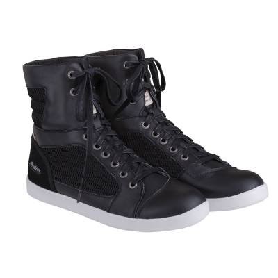 Apparel - Motorcycle - Indian - Men's Mesh Hi-Top Sneaker