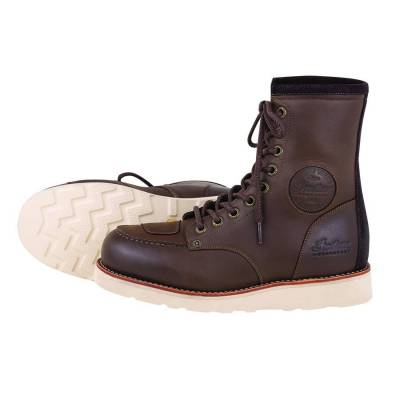 Indian - Men's Brown Classic Moc - Image 5