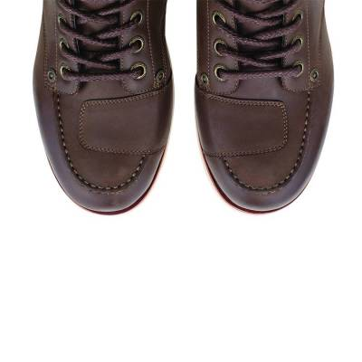 Indian - Men's Brown Classic Moc - Image 6