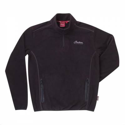Apparel - Motorcycle - Indian - Icon 1/4 Zip Fleece