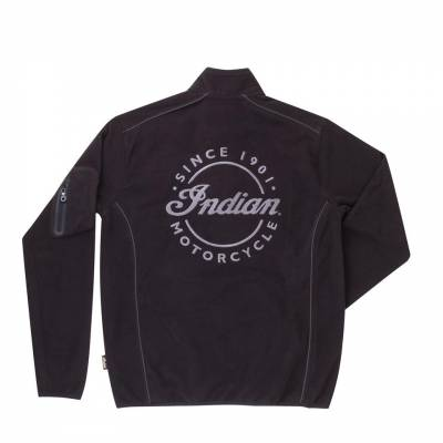 Indian - Icon 1/4 Zip Fleece - Image 2