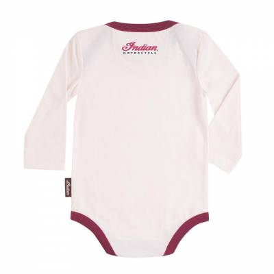 Indian - Junior Long Sleeve Bodysuit 3 Pack - Image 2