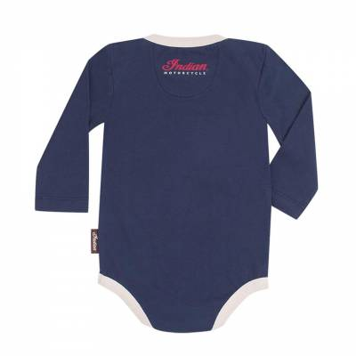Indian - Junior Long Sleeve Bodysuit 3 Pack - Image 4
