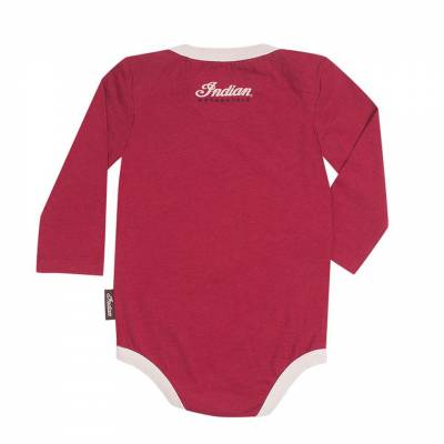 Indian - Junior Long Sleeve Bodysuit 3 Pack - Image 6