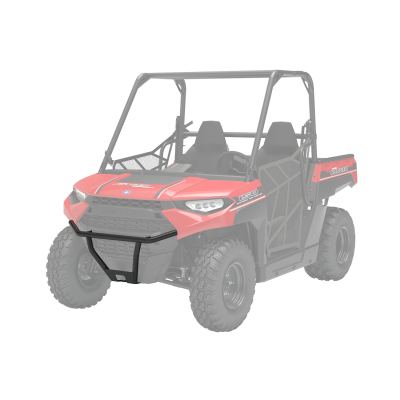 UTV - Polaris - Front & Rear Brushguard Set